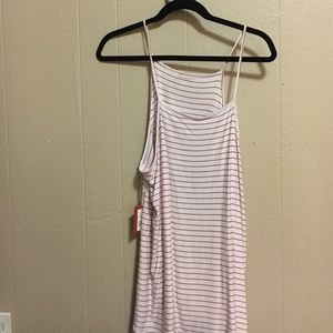 Mossimo Supply Co Tops - White and red striped Tank