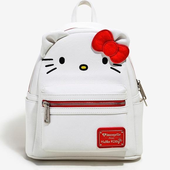 8c823763e Hello Kitty Bags   Mini Backpack   Poshmark