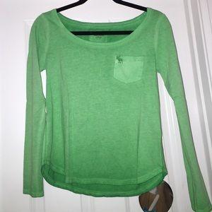 Green Longsleeve