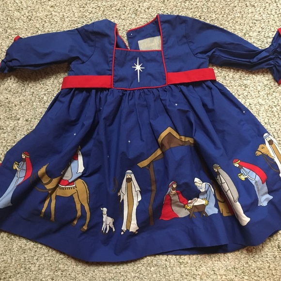 cbccbe0b359d Eleanor Rose Other - Gorgeous Eleanor Rose Nativity dress