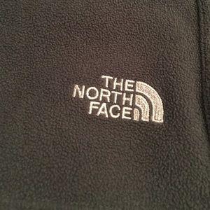 Boys Gray North Face Fleece Sweatpants