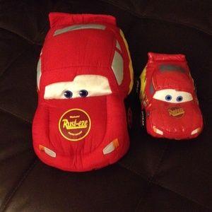 Disney's Lightning McQueen bundle 2