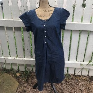 GAP Dresses & Skirts - {Gap Jean Dress}