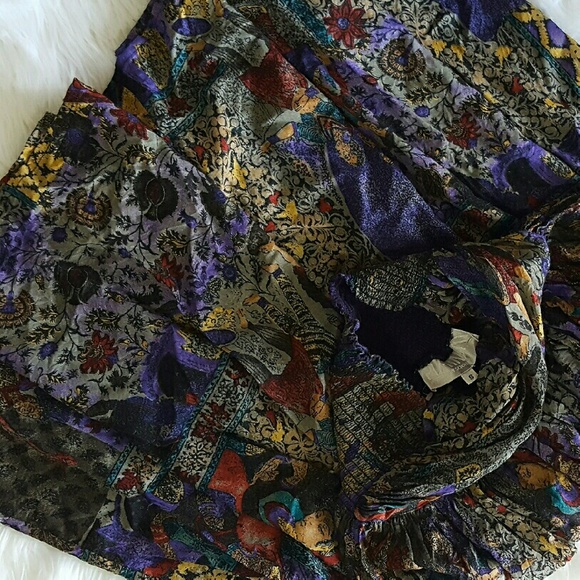 Vintage Skirts - Platinum by Dorothy Scholen