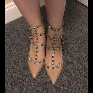 Valentino ankles strap heel