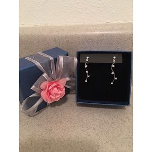 H&M Jewelry - Cubic Zirconia Earrings