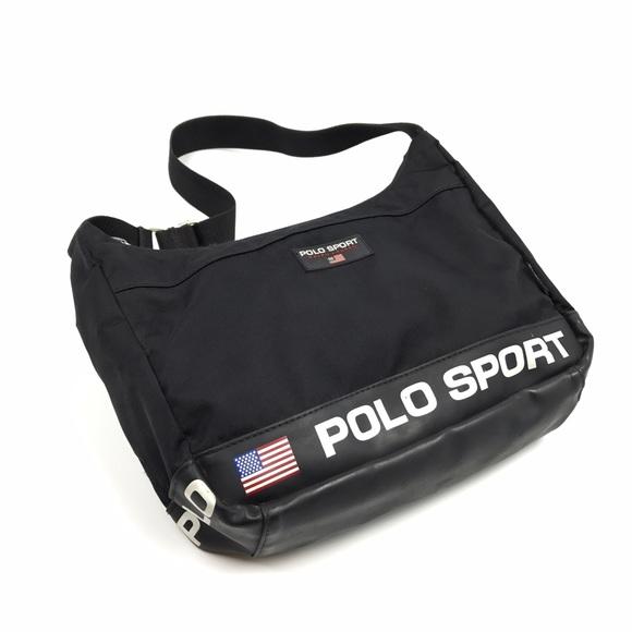 3f173063b091 Vintage Polo Sport Purse. M 5844db3a2fd0b7a40701412e