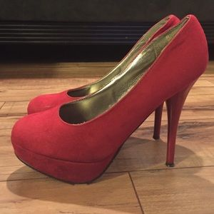 Massimo Rebecchi Shoes - 🔥DELETING ON 7/1🔥Massimo red heels 👠