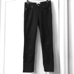 83% off Paige Jeans Denim - Paige Jeans Verdugo Ultra Skinny Black ...