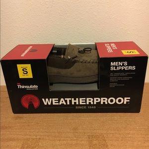 Other - 🆕 Men's Slippers (Waterproof + Memory Foam)