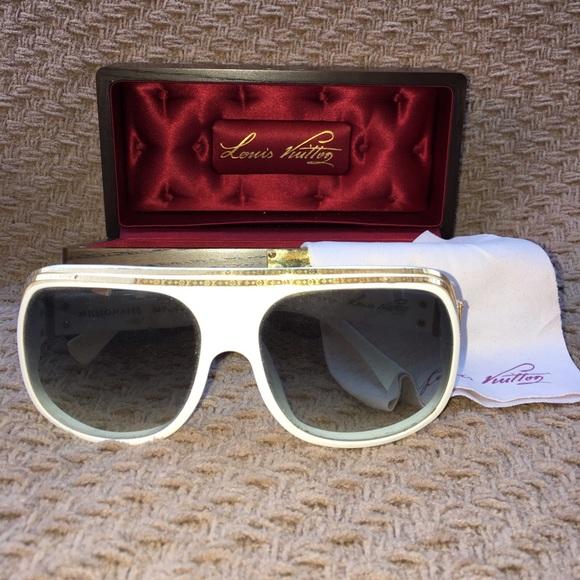8ad6950636 Louis Vuitton Accessories - Louis Vuitton millionaire sunglasses