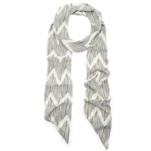 NWT Sole Society chevron scarf