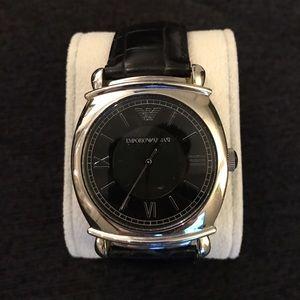Emporio Armani Other - Armani Exchange Leather Watch
