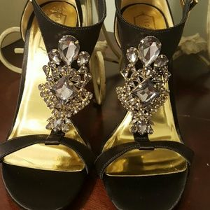 Ted Baker London Shoes - 👠Ted Baker London Crystal T -Strap 👠