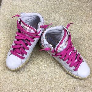 Baby Phat Shoes - Baby Phat Hightop Sneakers
