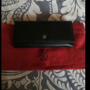 Carolina Herrera Handbags - Carolina Herrera multi flap wallet