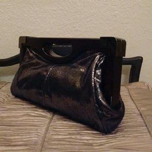 Rebecca Minkoff Handbags - Rebecca Minkoff Lover's Clutch - EUC