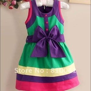 Other - Color Block Dress