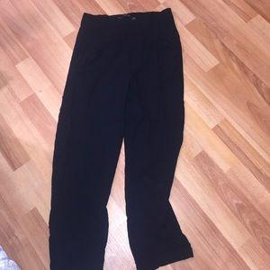 Zara Pants - Baggyish black trousers