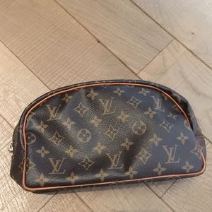 Authentic Louis Vuitton Pouch / Cosmetics Case