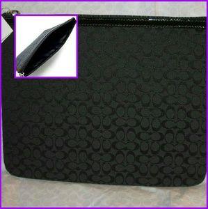 Authentic Coach Tablet Sleeve for Men & Women
