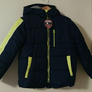 Protection System Other - Brand New! Boy's Size 8 Bubble Jacket