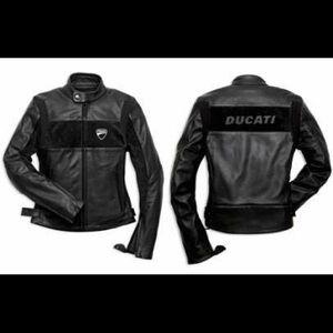 Ducati Women's Motorcycle Jacket (S)