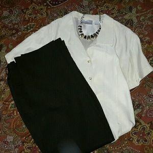 Liz Claiborne Olive Dress Pants