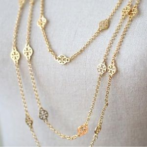 Tory Burch Jewelry - $80 SALE! Tory Burch Multilayer Necklace