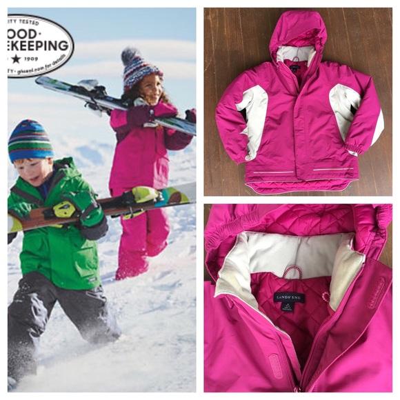 09e87036d Lands' End Jackets & Coats | Youthgirls Lands End Squall Snow Jacket ...
