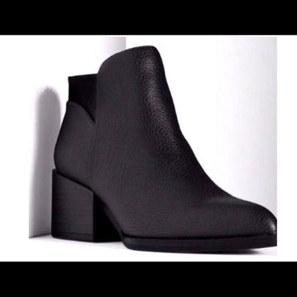 3b6097c28cc NIB Ankle Boots Booties Black