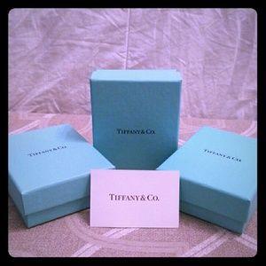 Tiffany & Co. Jewelry - Tiffany & Co. Boxes/Cotton/Ribbon/Care Card