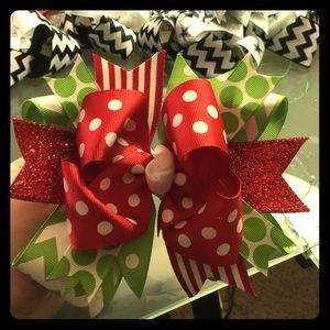 Other - Christmas hairbow