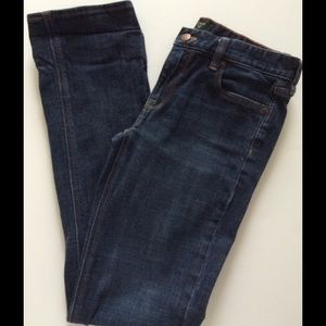 Iconic J. Crew Matchstick Jeans Size 28