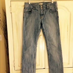 Cabi jeans. Size 8.  Straight.