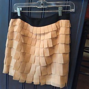 NWOT Jcrew mini skirt.