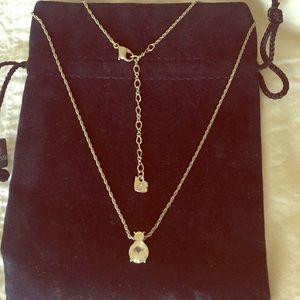 "Swarovski necklace 16-18"""