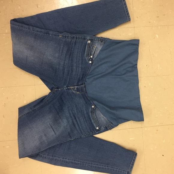 94f2820b5b743 H&M Jeans | Hm Mama Super Skinny Maternity | Poshmark
