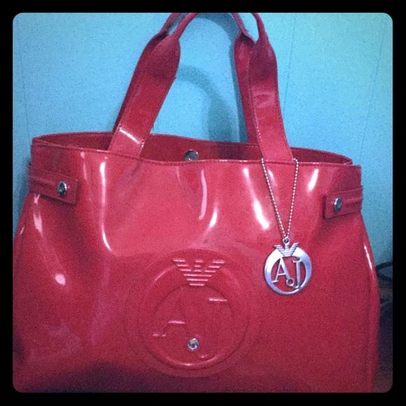 Armani Jeans Bags   Luxurious Armani Handbag   Poshmark 0bd7f46358