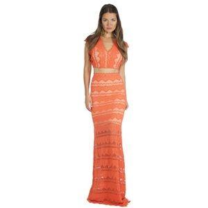 Nightcap Dresses & Skirts - Nightcap Sierra Lace Maxi Skirt