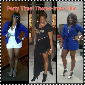 Its a PARTY !! Insta Chic