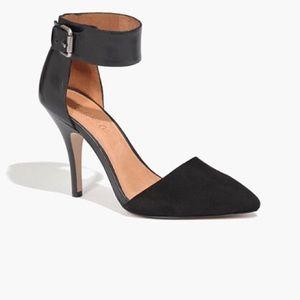 Madewell Ava heels