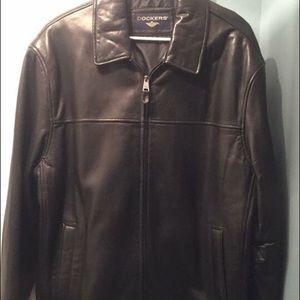 Dockers Other - Dockers' men's leather jacket