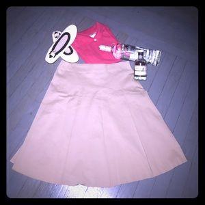 Barneys New York Dresses & Skirts - Vintage Flavio Castellani camel pleat wrap skirt
