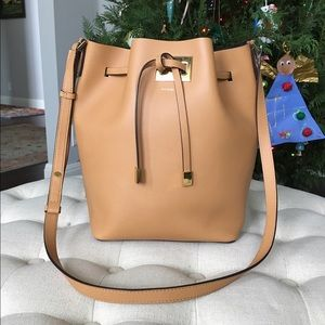 Michael Kors Handbags - Michael Kors Collection Miranda Large Bucket Bag