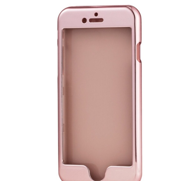buy popular 13738 d61be Rose gold iPhone 6/6s cover