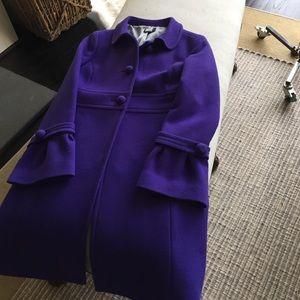 Gorgeous jcrew Lady Day coat