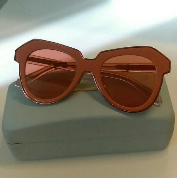 5864242fccb7 Karen Walker Accessories - Karen Walker One Astronaut Sunglasses