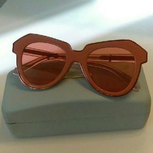 Karen Walker Accessories - Karen Walker One Astronaut Sunglasses