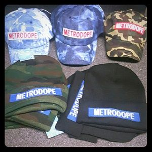Other - Adult Hats METRODOPE Apparel